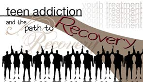 Teen Addiction & the Path to Recovery