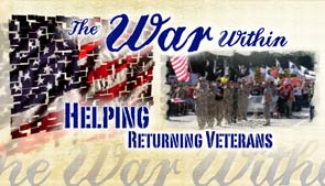 returning veterans graphic